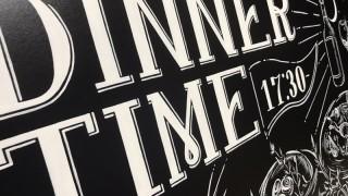 【手描き黒板ボード☆イタリアンランチ・ディナー】@荒川区町屋ラディーチェ様