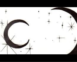 手書き名刺デザイン19