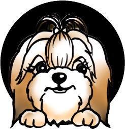 犬のロゴデザイン1