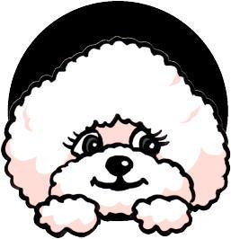 犬のロゴデザイン5