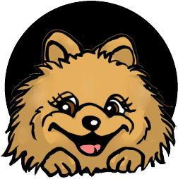 犬のロゴデザイン6