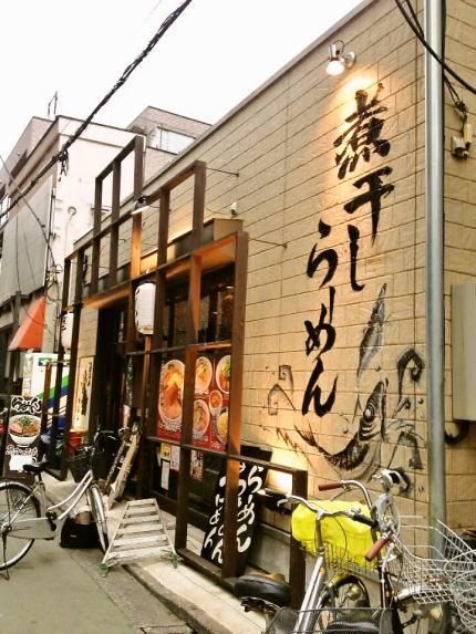 青樹様 - 東京都立川市/ラーメン屋・飲食店 店舗壁画施工後写真1