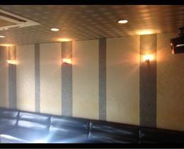 パブスナックH2O様 - 東京都東大和市/居酒屋・バー・スナック 店舗内装・壁画イラスト施工前写真1