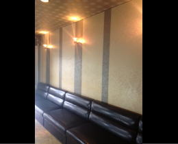 パブスナックH2O様 - 東京都東大和市/居酒屋・バー・スナック 店舗内装・壁画イラスト施工前写真2