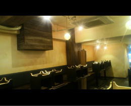 HANABI様 - 東京都/飲食店 店舗内装・壁画イラスト施工前写真4
