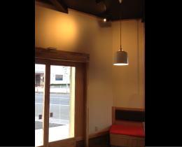 魁花様 - 埼玉県新座市/ラーメン屋・飲食店 店舗内装・壁画イラスト施工前写真2