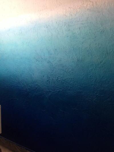 神奈川県川崎市/スナック・飲食店 店舗内装・壁画イラスト施工後写真2