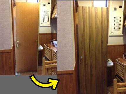 琉球ぼうず様 - 東京都小平市/居酒屋・飲食店 店舗内装・壁画イラスト施工後写真4